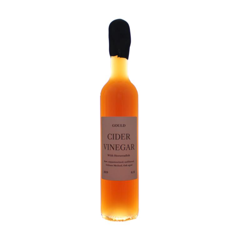 Horseradish Cider Vingar