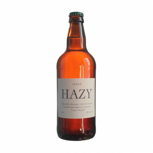 HAZY cider 6.5% ABV